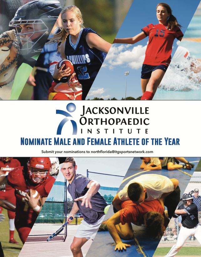 JOI Sponsors the In The Game Athlete's of the Year.