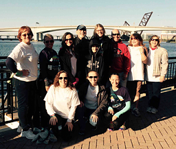 JOI Employees participated in the Hubbard House walk