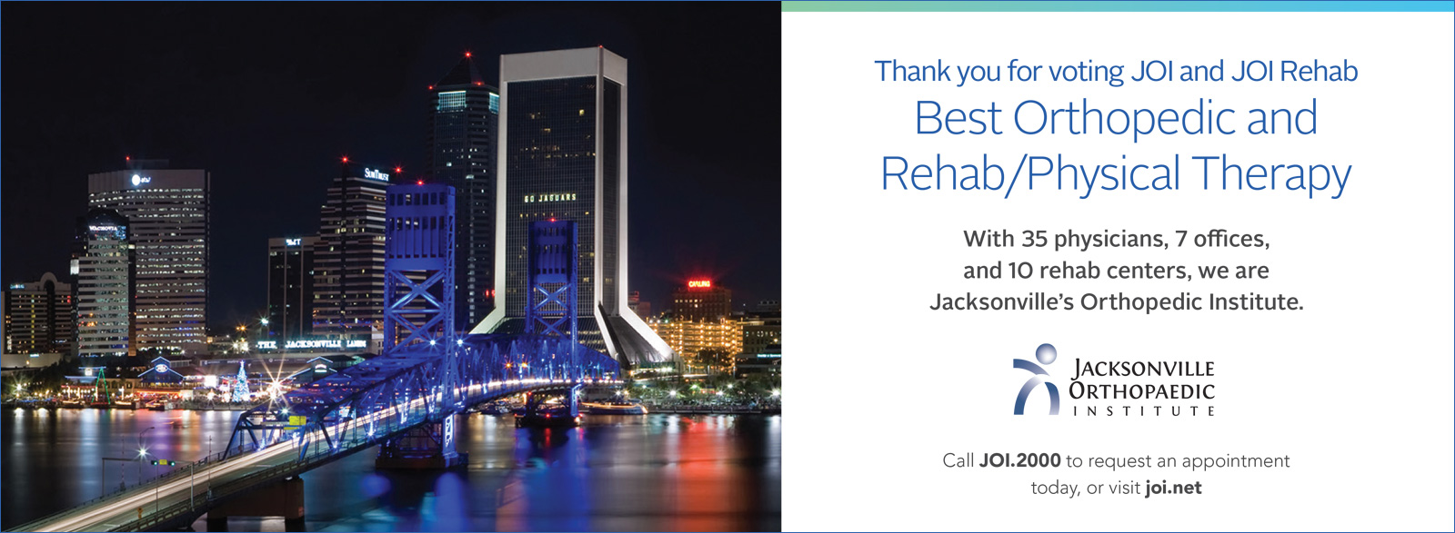 Best Orthopedic and Rehab/Physical Therapy