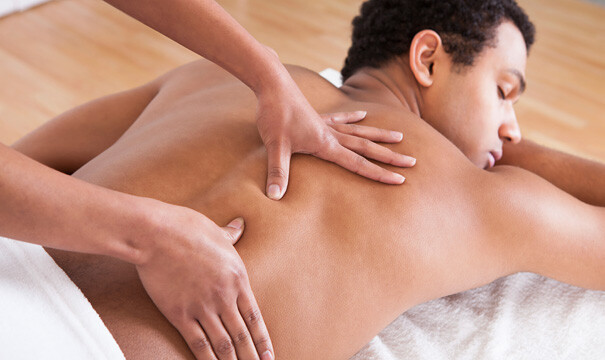 Medical Massage Therapy Performed