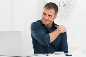 Frozen shoulder can be painful, learn more here.