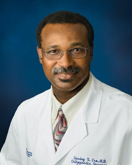 Dr. Sunday Ero