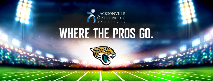 JOI Where The Pros Go Jaguars Logo