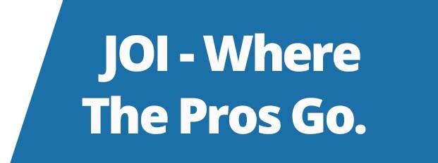 JOI....Where the Pros Go