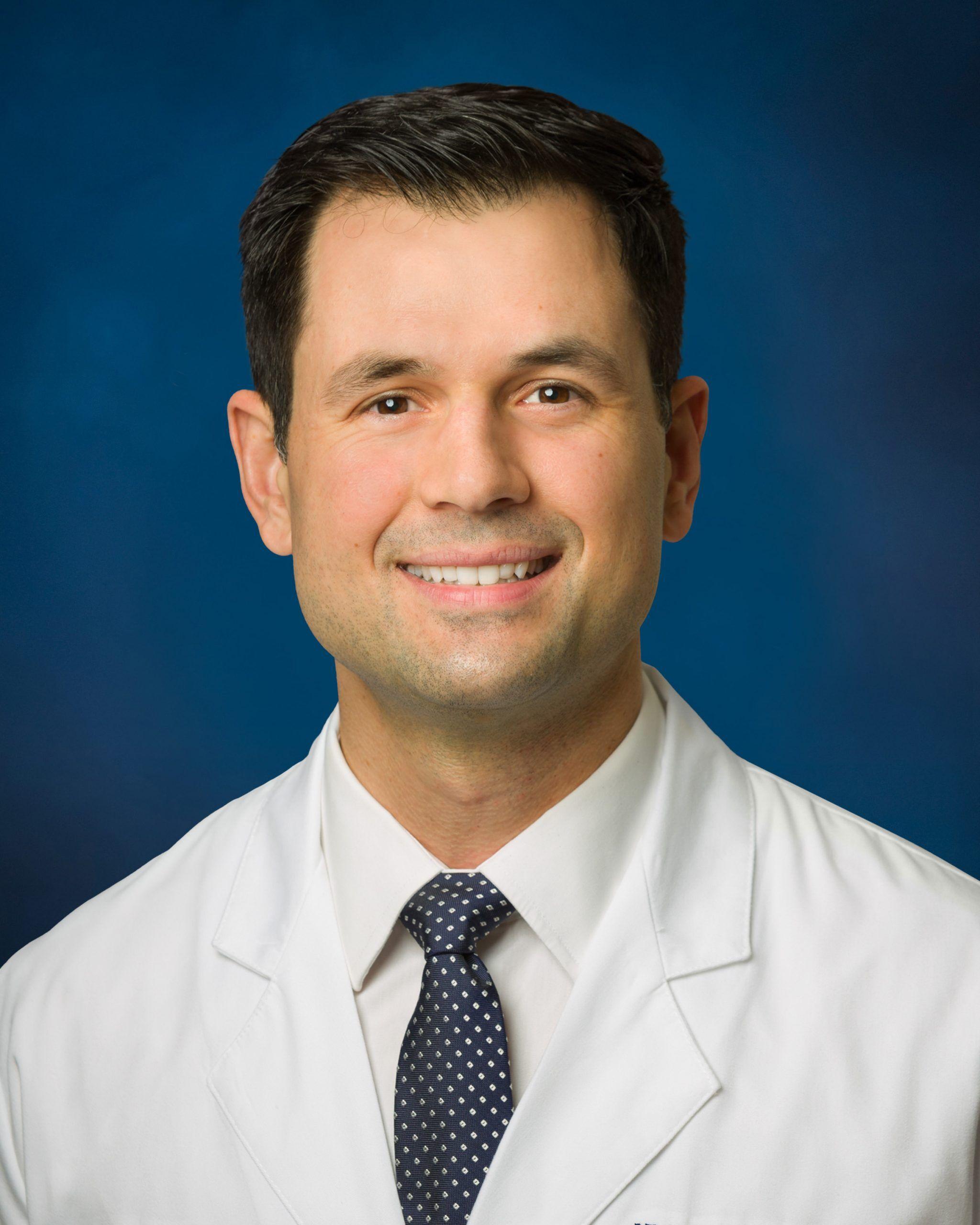 Dr. Nick Sacksteder